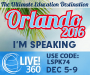 Save $500 on registration to Live! 360 in Orlando, FL