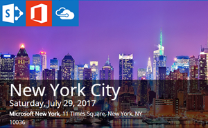 SharePoint Saturday New York